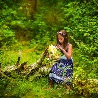 Цветики - цветочки :: Янина Гришкова