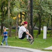 Летающие люди (4) :: Николай Ефремов