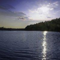 озеро :: Дарья Митерева