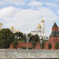 Вдоль кремлевской стены :: Dogdik Sem