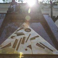 Памятник Марине Цветаевой и Анне Ахматовой :: Сергей Волков