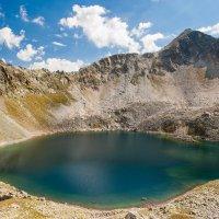 Муруджинское озеро :: Евгений Khripp