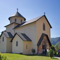 Монастырь Морача :: Юрий Кольцов
