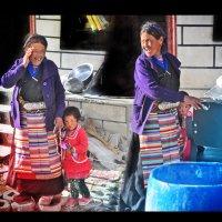 Tibetan women :: Алексей