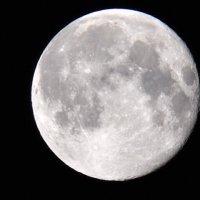 Луна :: Валерий Дубровин