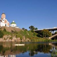 Храмы на Замковой горе. :: Vladimir Kushpil