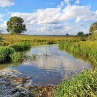 Есть в русских реках гордое смиренье... :: Лесо-Вед (Баранов)