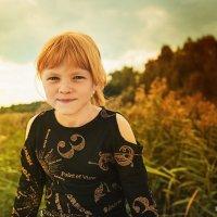 Фотосессия для девочки :: Юлия Нагибович