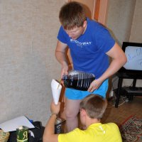 Дозаправка :: Антон Бояркеев