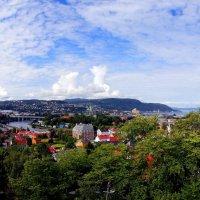 Путешествие по Норвегии. Тронхейм. :: Алексей Беликов