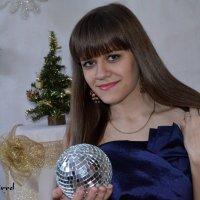 Новогодняя :: Юлианна Евгеньевна