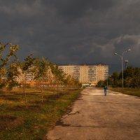 Что-то, наверное, будет...как минимум  дождь :: Елена Черненко
