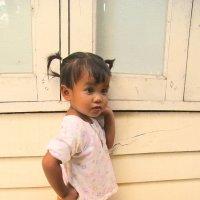 Лаос.Моделями рождаются. :: Лариса Борисова