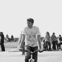 Велосипедист :: Александр Тырлов