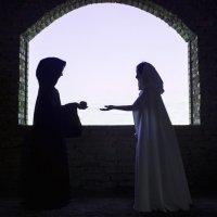 равновесие между добром и злом.... :: Алиша Б