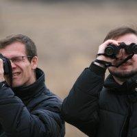 Два человека - два взгляда :: Анатолий Герасимов
