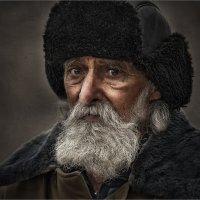 Глаза как зеркало души - в них мудрость и печаль... :: Александр Поляков