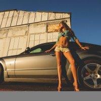 Ford Mustang :: Анастасия Демидова