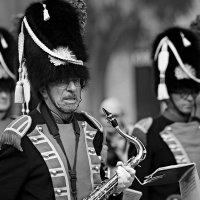 Про гвардейский саксофон :: Hilt .