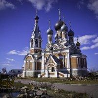 Церковь :: Анастасия Ульянова