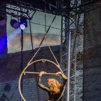 Танец под небесами :: Elena Agaeva