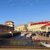 Набережная реки мойки. :: Оксана Н