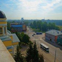 Осенний Рыбинск :: Alexandr Яковлев