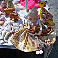 Куколка. :: Валерия Комова