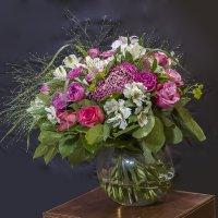 Просто цветы... :: Екатерина Рябинина