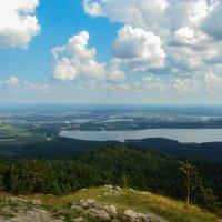 Вид с горы Сугомак :: Cerg Do