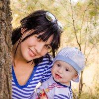 Мама и сынок)) Мирошка) :: Yulia Redcko