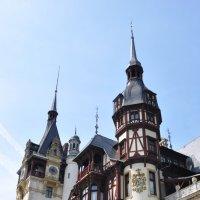 Замок Пелеш, Румыния :: tet