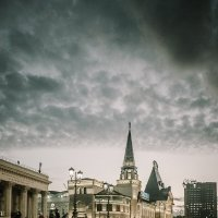 Москва. Три вокзала. :: Олег Карабаш