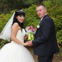 Жених и невеста :: Феликс Кучмакра