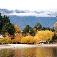 Осень в Новой Зеландии :: Tatiana Belyatskaya