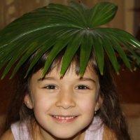 Под пальмой :: надежда