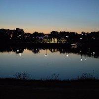 ночное небо :: Кристина Сурхаева