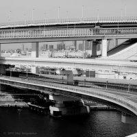 Токио из окна поезда  #5 :: Олег Неугодников