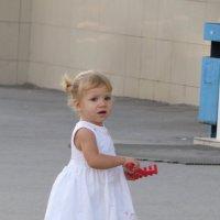 детя асвальта :: Светлана Ивашиненкова