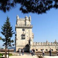 Башня Белен. Португалия :: Надежда Гусева