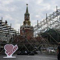 Люблю Москву... :: Людмила Синицына