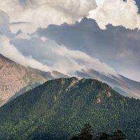 Трамплин для облаков :: Дмитрий Марков