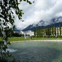 Альпы-пейзаж в долине :: Геннадий