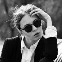 черно белый портрет :: Алина Хамель
