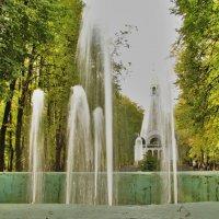 фонтан в сквере :: Вадим Виловатый