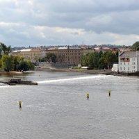 река Влтава :: zhanna-zakutnaya З.
