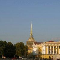 Адмиралтейство. :: Владимир Гилясев