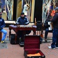 Уличные музыканты. :: zoja
