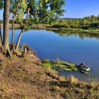 Подготовка к рыбалке :: Любовь Потеряхина