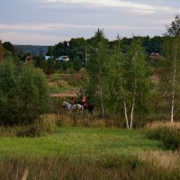 Вечерняя прогулка :: marmorozov Морозова